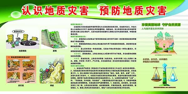 临汾市规划与自然资源局为你普及地质灾害防治小知识